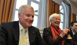 CSU-Chef Seehofer setzt auf Guttenberg-Comeback (Foto)