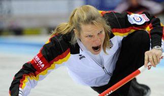 Curling-Frauen bei WM ohne Spielführerin Schöpp (Foto)
