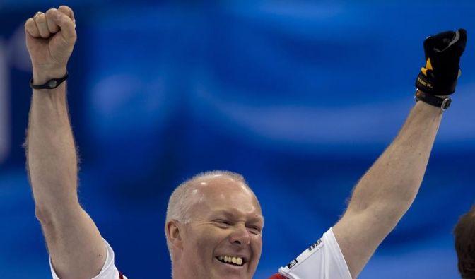 Curling: Kanada nach knappem Sieg wieder Weltmeister (Foto)