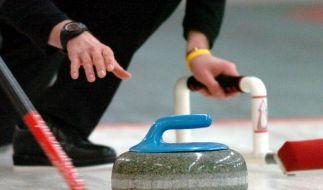 Curling-WM: Schieben und Wischen für Olympia (Foto)