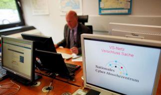 Cyber-Abwehrzentrum soll vor Netz-Gefahren schützen (Foto)