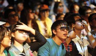 3D-Kino (Foto)