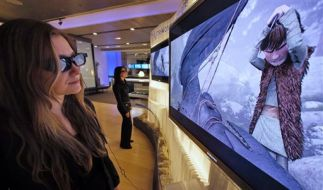 3D TV Panasonic (Foto)