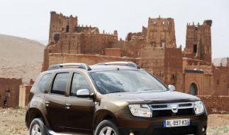 Dacia Duster: Das günstigste SUV der Republik (Foto)