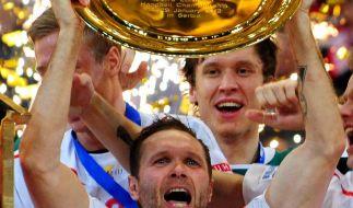 Däne Christiansen beendet Handball-Karriere (Foto)