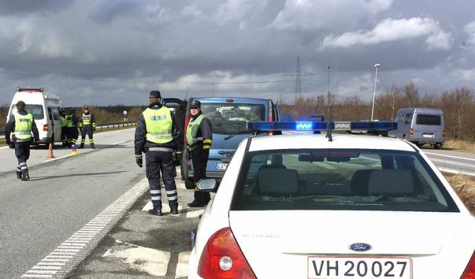 Dänemark macht Schluss mit offenen EU-Grenzen (Foto)