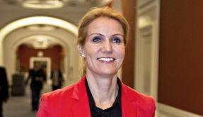 Dänen übernehmen Ratspräsidentschaft (Foto)