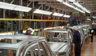 Daimler baut Pkw-Werk in den USA massiv aus (Foto)