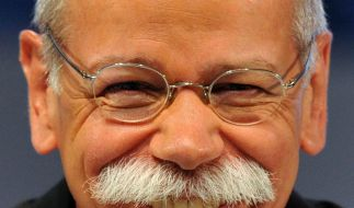 Daimler-Boss Zetsche verdient nicht mehr als 2010 (Foto)