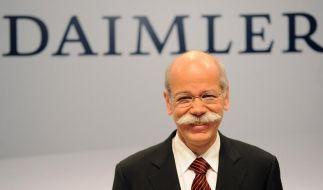 Daimler fährt zum Jahresauftakt glänzenden Gewinn ein (Foto)