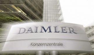 Daimler hält Großspenden an CDU und SPD aufrecht - je 150 000 Euro (Foto)