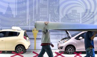 Daimler und Renault-Nissan loten Kooperation aus (Foto)