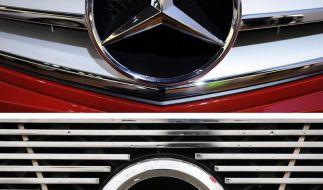 Daimler und Renault-Nissan vereinbaren Kooperation (Foto)