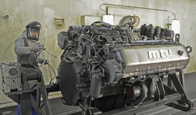 Daimler und Rolls-Royce: Tognum-Mehrheit gesichert (Foto)