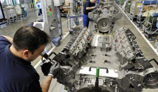 Daimler und Rolls-Royce wollen Tognum übernehmen (Foto)