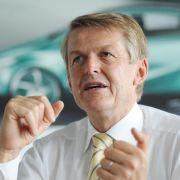 Daimler-Vorstand: Kooperationen bei Batterietechnik sinnvoll (Foto)