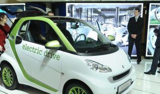 Daimler will mit Elektro-Smart chinesischen Markt erobern (Foto)