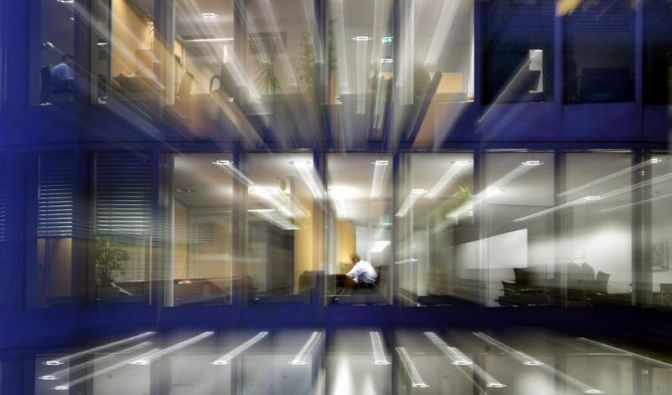 DAK-Report: Büro-Stress als Ursache von Herzinfarkten (Foto)