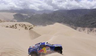 Dakar-Pfadfinder von Zitzewitz weist richtigen Weg (Foto)