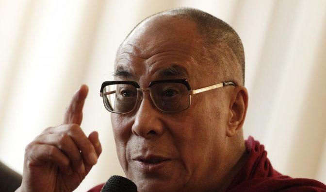 Dalai Lama startet Deutschland-Besuch (Foto)
