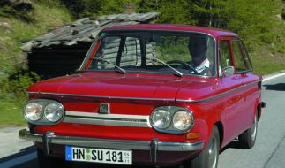 Damals ein Renner, heute ein Klassiker: der NSU Prinz TT. (Foto)