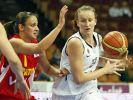 Damen-EM: Dritte Niederlage für DBB-Auswahl (Foto)
