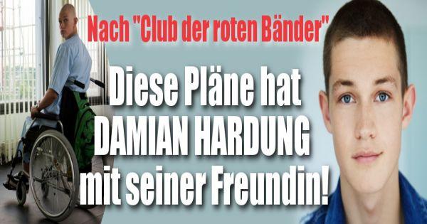 Damian Hardung Freundin