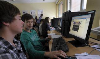Damit Kinder sicher online surfen (Foto)
