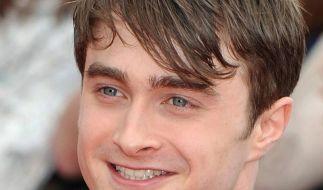 Daniel Radcliffe hängt nicht am Erfolg (Foto)