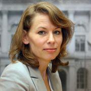 Daniela Augenstein wurde in den Ruhestand versetzt. (Foto)