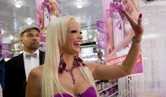 Daniela Katzenberger wurde zur Zielscheibe von Pamela Anderson. (Foto)