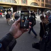 Das Augmented-Reality-Game Pokemon Go ist ab sofort auch in Deutschland verfügbar. (Foto)