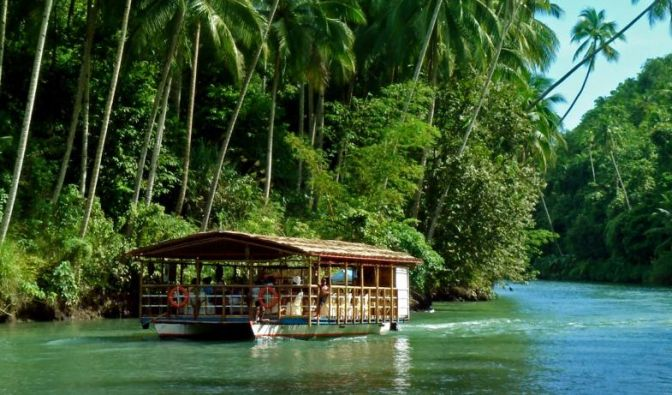Das Auswärtige Amt schätzt die Lage auf der Insel Bohol als nicht sicher ein.