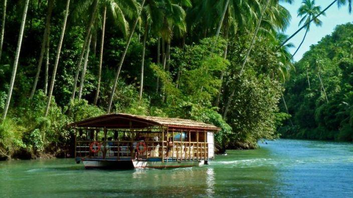 Das Auswärtige Amt schätzt die Lage auf der Insel Bohol als nicht sicher ein. (Foto)