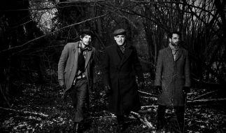 Das Berliner Electronica-Trio Moderat gibt sich unbescheiden. (Foto)