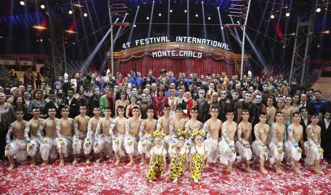 Das berühmteste Zirkusfestival der Welt öffnet wieder die Tore. (Foto)