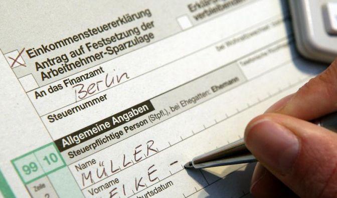 Das DIW soll Einkommenssteuerdaten zweckentfremdet haben.  (Foto)