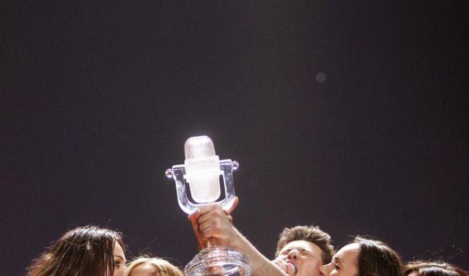 Das Ergebnis des Eurovision Song Contests 2011 (Foto)