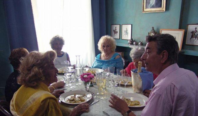 Das Festmahl im August (Foto)