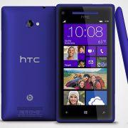 Das neue Flagschiff von HTC: Das 8x ist mit einem Windows Phone 8 ausgestattet.