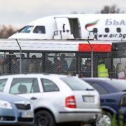 Anschlag geplant? Flieger in Stuttgart geräumt (Foto)