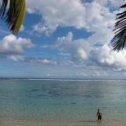 Das französische La Reunion unweit von Madagaskar.