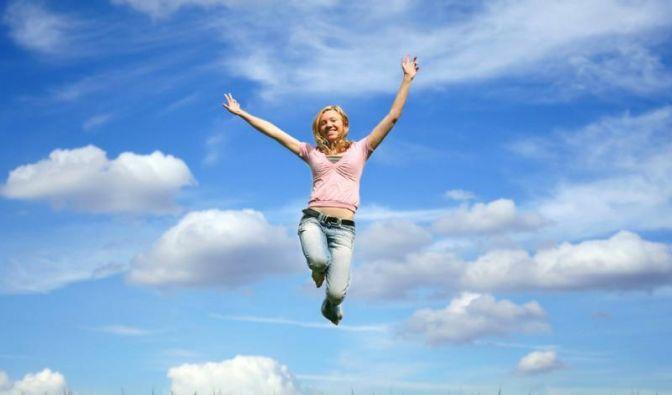 Das große Glück im Kleinen finden (Foto)