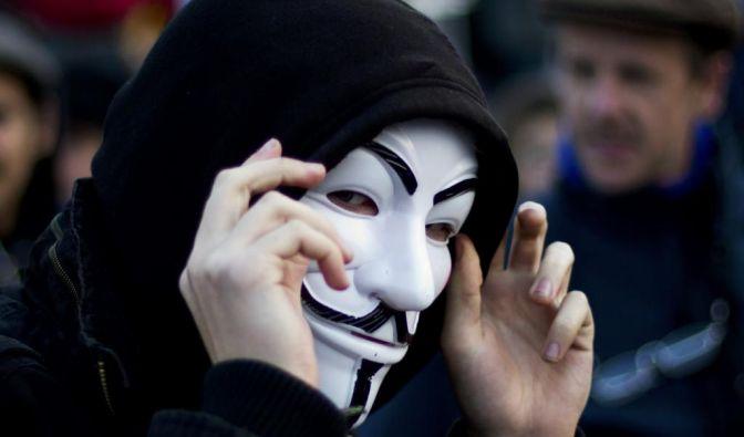 Das Hacker-Kollektiv Anonymous (Foto)