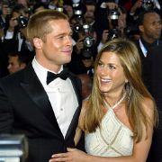 Was läuft da zwischen Brad Pitt und Jennifer Aniston? (Foto)