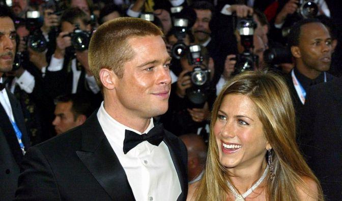 Das einstige Hollywood-Traumpaar: Brad Pitt und Jennifer Aniston sollen wieder Kontakt zueinander haben.