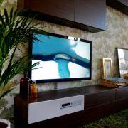 Das Ikea-Sideboard mit integriertem Fernseher kam Mitte des Jahres auf den Markt.