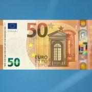 So sieht der neue 50-Euro-Schein aus! (Foto)
