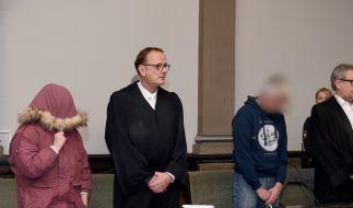 Das Landgericht Verden verurtelte den 50-jährigen Ehemann und die 18-jährige Tochter zu mehrjährigen Haftstrafen. (Foto)