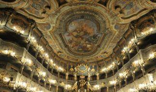 Das Markgräfliche Opernhaus in Bayreuth (Foto)